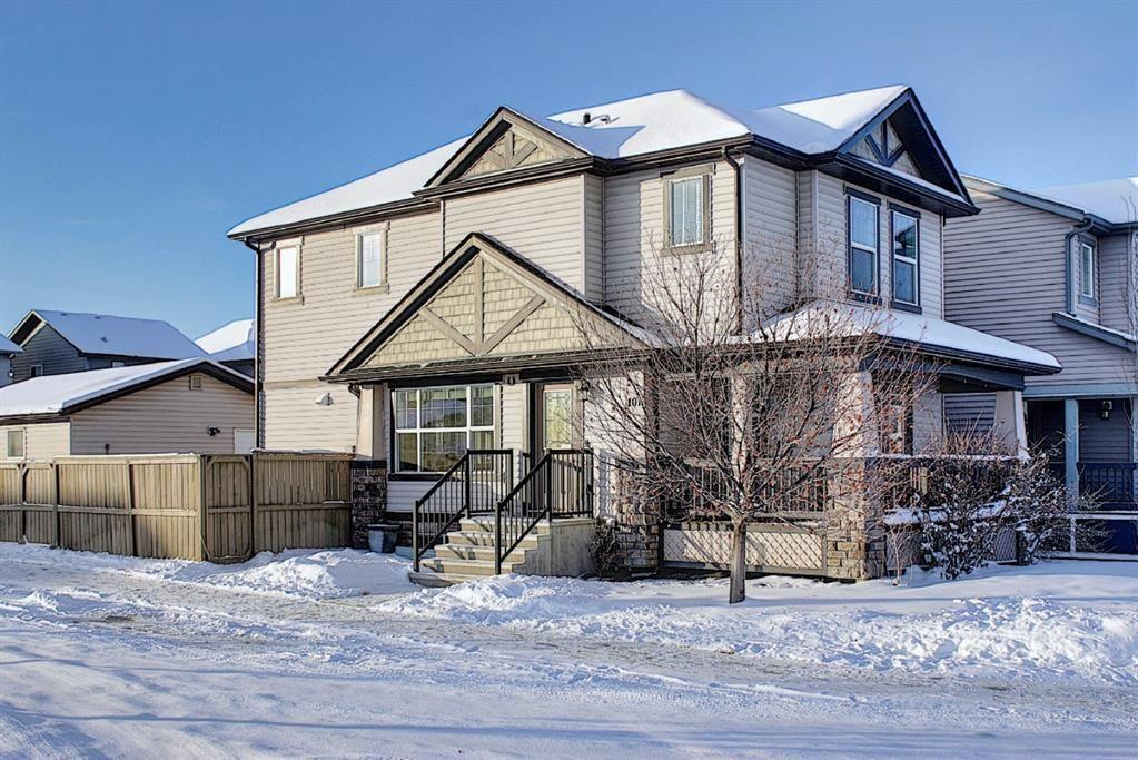 Main Photo: 101 Silverado Plains Close SW in Calgary: Silverado Detached for sale : MLS®# A1068020