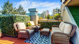"""Photo 9: 401 1050 NICOLA Street in Vancouver: West End VW Condo for sale in """"NICOLA MANOR"""" (Vancouver West)  : MLS®# R2572953"""