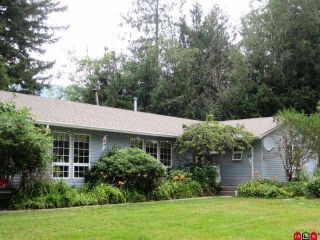 Photo 2: 500 MAPLE FALLS Road: Columbia Valley House for sale (Cultus Lake)  : MLS®# R2537728