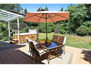 Photo 18: 1265 LANSDOWNE Drive in Coquitlam: Upper Eagle Ridge House for sale : MLS®# V1127701