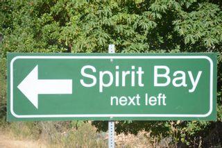 Photo 10: 1100 Spirit Bay Rd in : Sk Becher Bay Land for sale (Sooke)  : MLS®# 866204