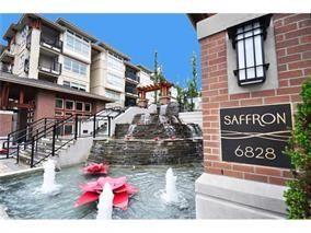 Photo 1: 417 6828 ECKERSLEY ROAD in Richmond: Brighouse Condo for sale : MLS®# R2015168