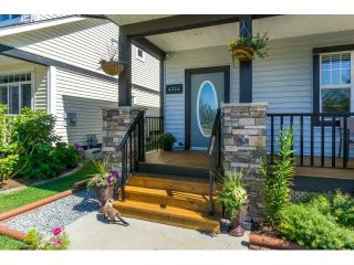 """Photo 2: 4324 CALLAGHAN Crescent in Abbotsford: Abbotsford East House for sale in """"AUGUSTON"""" : MLS®# F1448492"""