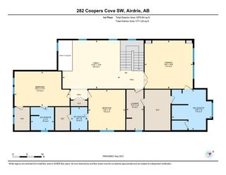 Photo 39: 282 Coopers Cove SW: Airdrie Detached for sale : MLS®# A1108363