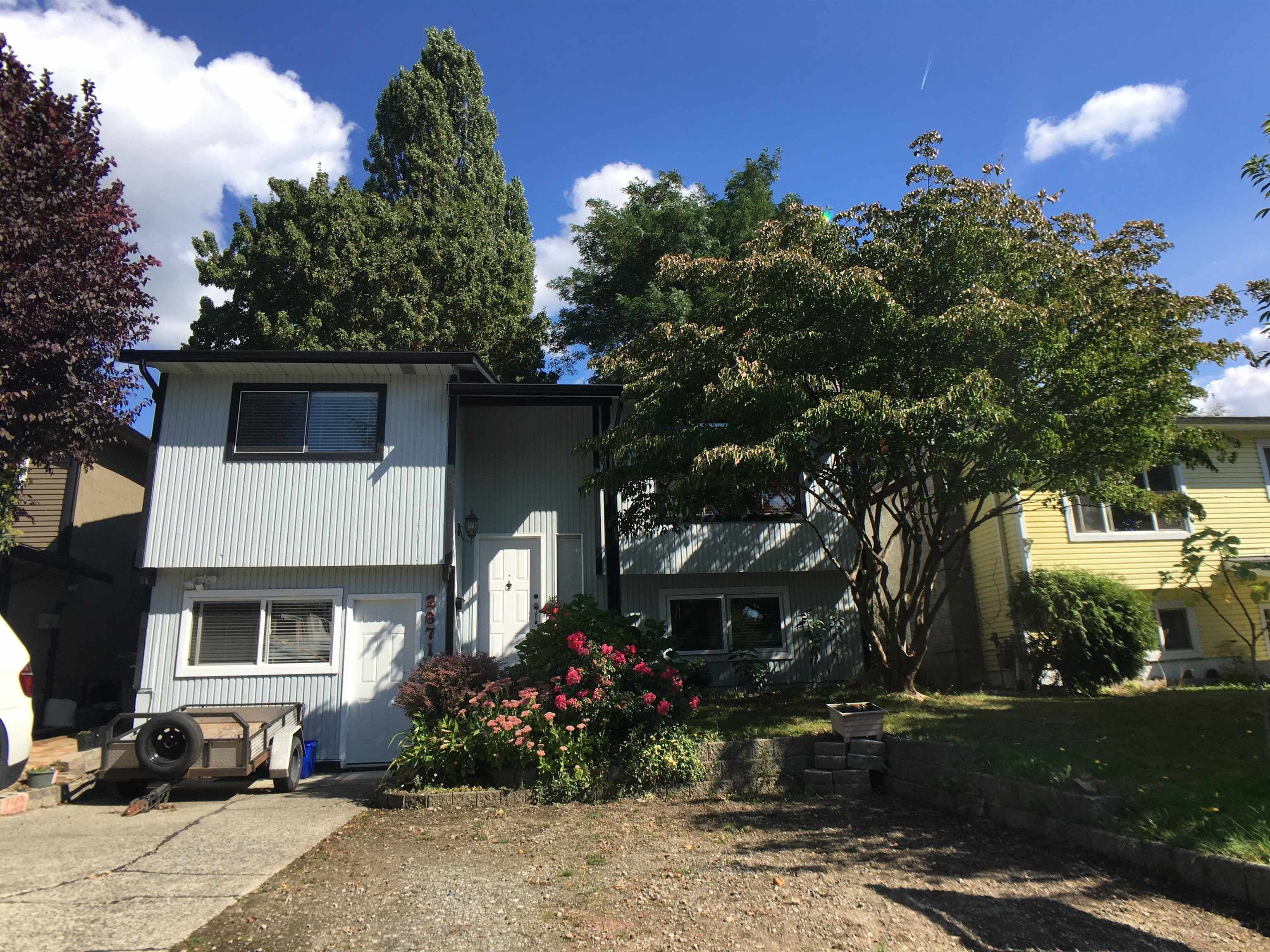 Main Photo: 2671 WILDWOOD Drive in Langley: Willoughby Heights House for sale : MLS®# R2616158