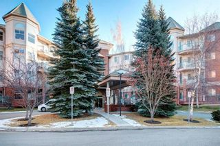 Photo 1: 116 200 Lincoln Way SW in Calgary: Lincoln Park Apartment for sale : MLS®# A1069778