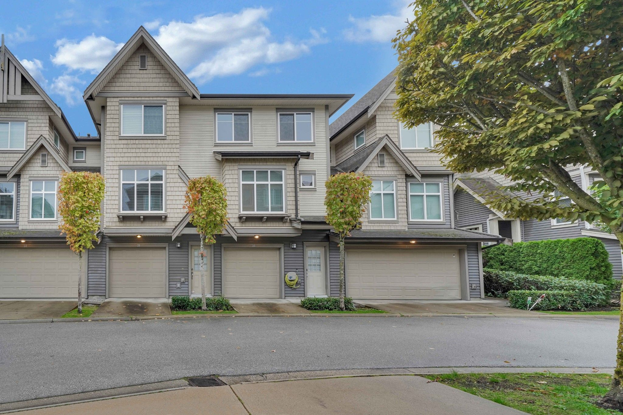 """Main Photo: 30 9800 ODLIN Road in Richmond: West Cambie Townhouse for sale in """"Hennessy Green"""" : MLS®# R2621827"""
