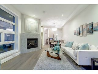 """Photo 3: 39 E 13TH Avenue in Vancouver: Mount Pleasant VE Townhouse for sale in """"Main St Area"""" (Vancouver East)  : MLS®# V1071218"""