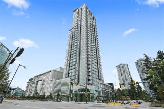 """Photo 1: 1413 13438 CENTRAL Avenue in Surrey: Whalley Condo for sale in """"Prime on The Plaza"""" (North Surrey)  : MLS®# R2560921"""