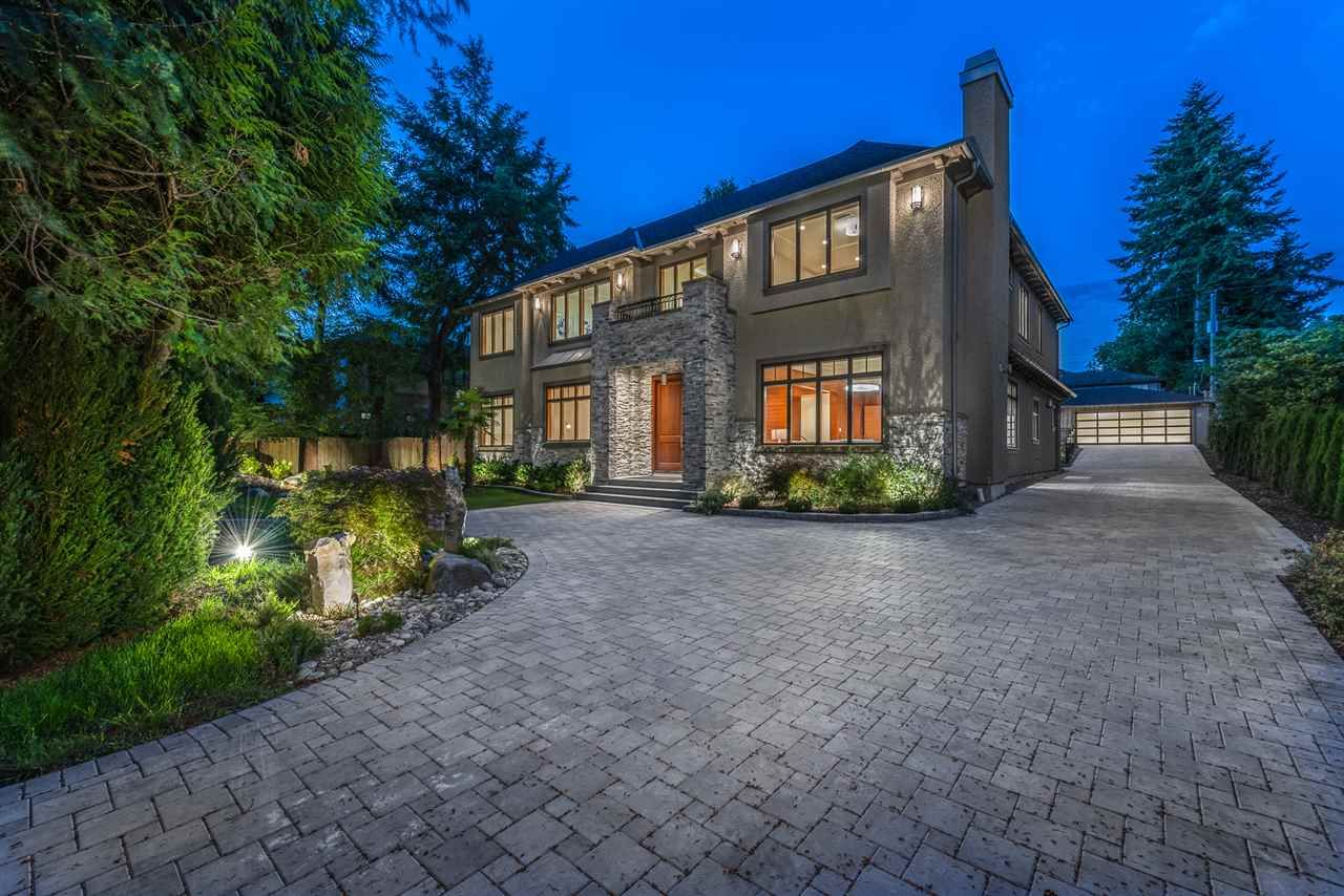 Main Photo: 1911 SW MARINE DRIVE in Vancouver: S.W. Marine House for sale ()  : MLS®# R2282777