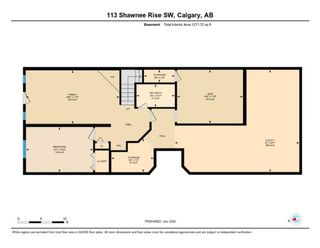 Photo 36: 113 Shawnee Rise SW in Calgary: Shawnee Slopes Semi Detached for sale : MLS®# A1068673