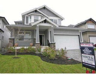 """Photo 1: 7376 201ST ST in Langley: Willoughby Heights House for sale in """"Jericho Ridge"""" : MLS®# F2616825"""