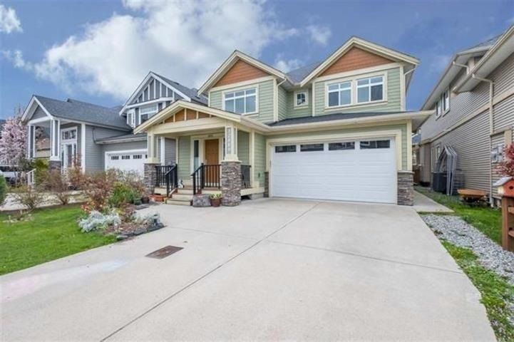 Main Photo: 32889 SYLVIA Avenue in Mission: Mission BC House for sale : MLS®# R2585547