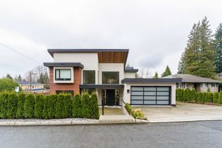 Main Photo: 955 FOREST HILLS Drive in North Vancouver: Edgemont House for sale : MLS®# R2594794