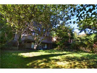 Photo 5: 6830 HYCROFT RD in West Vancouver: Whytecliff House for sale : MLS®# V971359