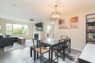"""Photo 1: 204 4728 DAWSON Street in Burnaby: Brentwood Park Condo for sale in """"MONTAGE"""" (Burnaby North)  : MLS®# R2470579"""