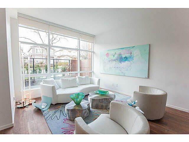 Main Photo: TH 11 8488 CORNISH STREET in : S.W. Marine Townhouse for sale : MLS®# V1140557