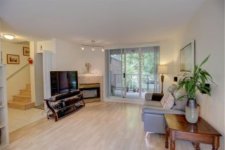 """Photo 2: 8 7077 BERESFORD Street in Burnaby: Highgate Townhouse for sale in """"CITY CLUB ON THE PARK"""" (Burnaby South)  : MLS®# R2589684"""