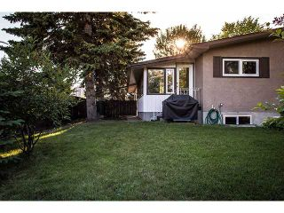 Photo 19: 356 ADAMS Crescent SE in CALGARY: Acadia Residential Detached Single Family for sale (Calgary)  : MLS®# C3577641