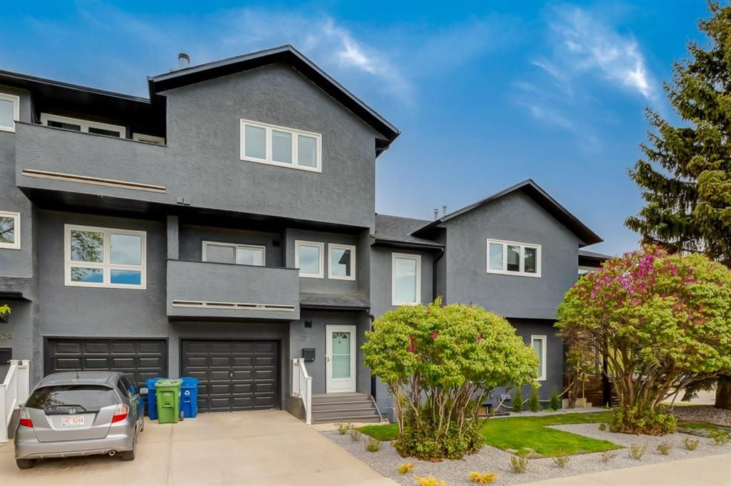 Main Photo: 3528 20 Street SW in Calgary: Altadore Row/Townhouse for sale : MLS®# A1115941