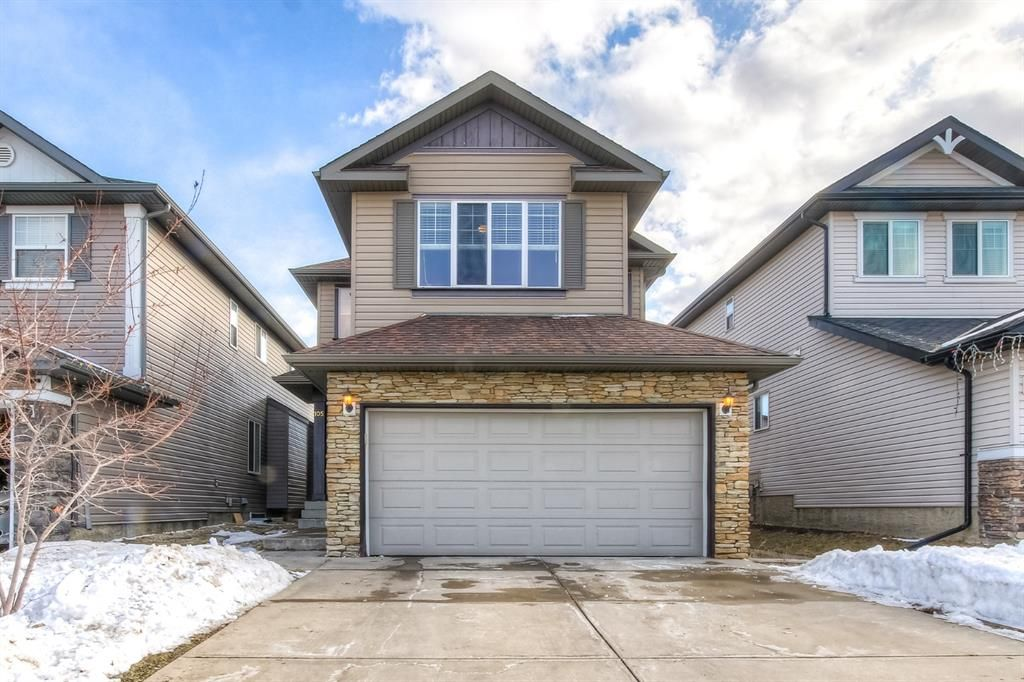 Main Photo: 105 Bridleridge View SW in Calgary: Bridlewood Detached for sale : MLS®# A1090034