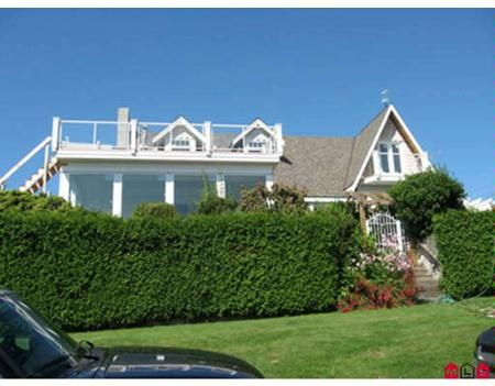 Main Photo: 1053 BALSAM ST in White Rock: House for sale : MLS®# F2722381