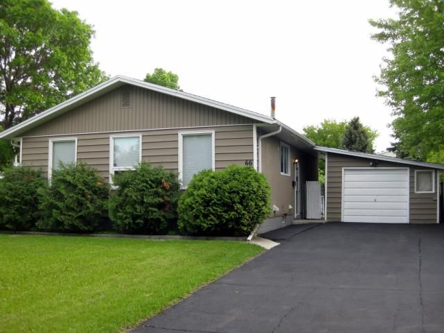 Main Photo: 66 MADERA Crescent in WINNIPEG: Maples / Tyndall Park Residential for sale (North West Winnipeg)  : MLS®# 1111658