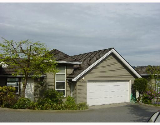 """Main Photo: 1103 CLERIHUE Road in Port Coquitlam: Citadel PQ Townhouse for sale in """"SUMMIT"""" : MLS®# V648116"""