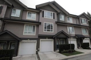 "Photo 1: 32 4967 220 Street in Langley: Murrayville Townhouse for sale in ""Winchester Estates"" : MLS®# R2226577"
