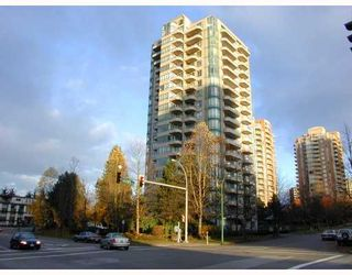 "Photo 1: 504 4603 HAZEL Street in Burnaby: Forest Glen BS Condo for sale in ""CRYSTAL PLACE"" (Burnaby South)  : MLS®# V813793"