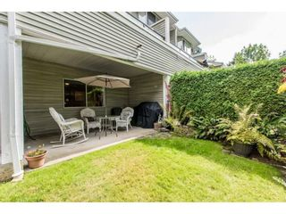 Photo 2: 7 13640 84 AVENUE in Surrey: Bear Creek Green Timbers Townhouse for sale : MLS®# R2106504