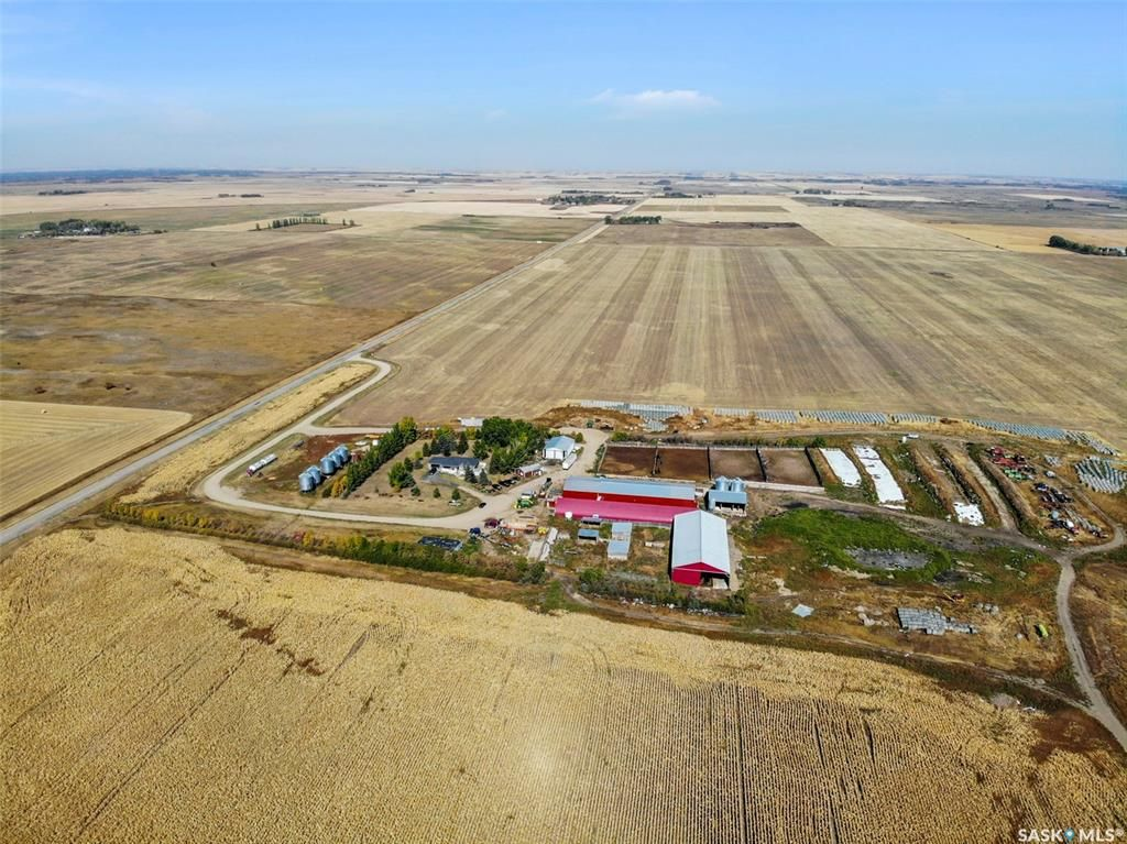 Main Photo: Klop Farm in Montrose: Farm for sale (Montrose Rm No. 315)  : MLS®# SK824384