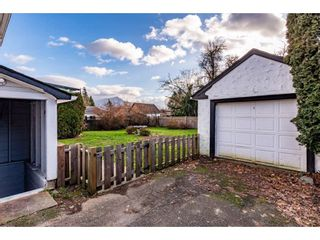 Photo 37: 46270 MAPLE Avenue in Chilliwack: Chilliwack E Young-Yale House for sale : MLS®# R2528187