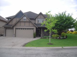 Photo 1: 33504 SHEENA Place in Abbotsford: Abbotsford East House for sale : MLS®# F1411361