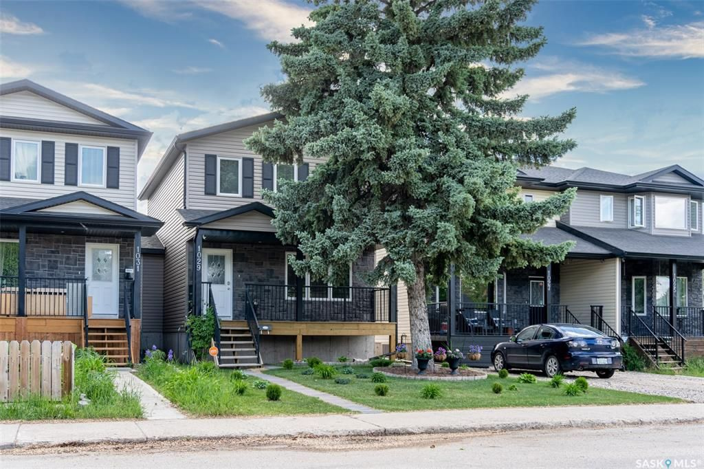 Main Photo: 1029 O Avenue South in Saskatoon: King George Residential for sale : MLS®# SK858925