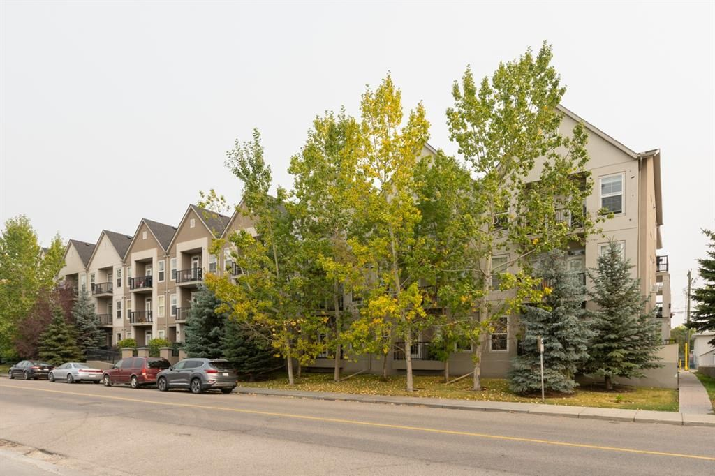 Main Photo: 102 15304 BANNISTER Road SE in Calgary: Midnapore Row/Townhouse for sale : MLS®# A1035618