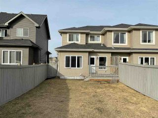 Photo 30: 139 AMBERLEY Way: Sherwood Park House Half Duplex for sale : MLS®# E4236611