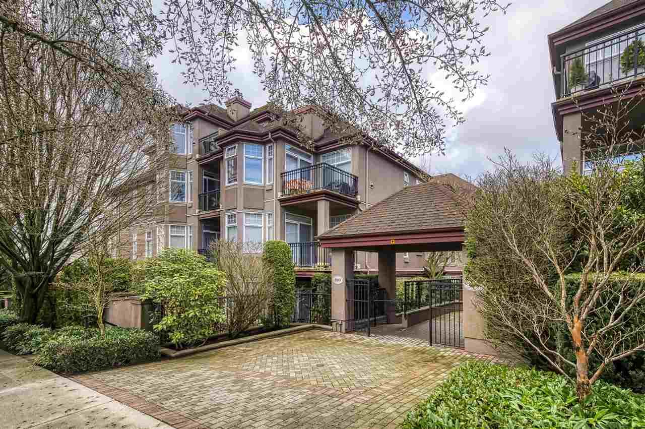 Main Photo: 406 580 TWELFTH STREET in New Westminster: Uptown NW Condo for sale : MLS®# R2556740