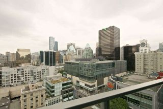 """Photo 16: 1611 833 SEYMOUR Street in Vancouver: Downtown VW Condo for sale in """"CAPITOL by WALL FINANCIAL"""" (Vancouver West)  : MLS®# R2070039"""