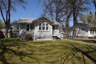 Photo 1: 19 Sherwood Place in Winnipeg: St Vital Residential for sale (2D)  : MLS®# 1812341