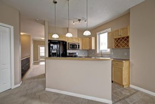 Photo 2: 91 Evercreek Bluffs Place SW in Calgary: Evergreen Semi Detached for sale : MLS®# A1075009