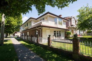 Main Photo: 7160 ARGYLE Street in Vancouver: Fraserview VE House for sale (Vancouver East)  : MLS®# R2584416