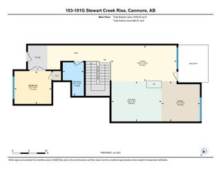 Photo 35: 103 101G Stewart Creek Rise: Canmore Row/Townhouse for sale : MLS®# A1122125