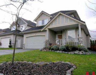 Photo 1: 18118 66 AV in Surrey: Cloverdale BC House for sale (Cloverdale)  : MLS®# F2602687