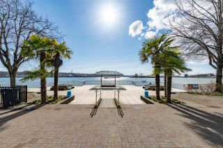 "Photo 1: 211 12 K DE K Court in New Westminster: Quay Condo for sale in ""Dockside"" : MLS®# R2564551"