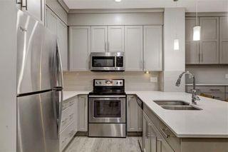 Photo 12: 134 SILVERADO PLAINS Park SW in Calgary: Silverado Row/Townhouse for sale : MLS®# C4284813