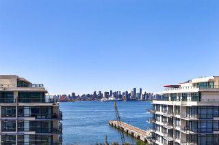"Photo 2: 1206 188 E ESPLANADE Avenue in North Vancouver: Lower Lonsdale Condo for sale in ""Esplanade at the Pier"" : MLS®# R2081305"