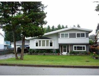 Photo 1: 578 HILLCREST ST in Coquitlam: Central Coquitlam House for sale : MLS®# V546321