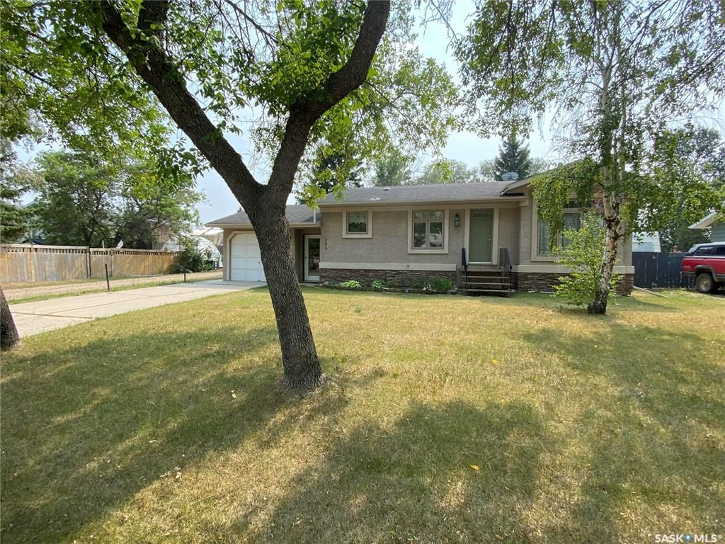 Main Photo: 554 Caribou Crescent in Tisdale: Residential for sale : MLS®# SK842779