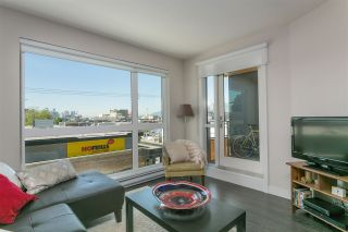 "Photo 8: 312 1588 E HASTINGS Street in Vancouver: Hastings Condo for sale in ""Boheme"" (Vancouver East)  : MLS®# R2169740"